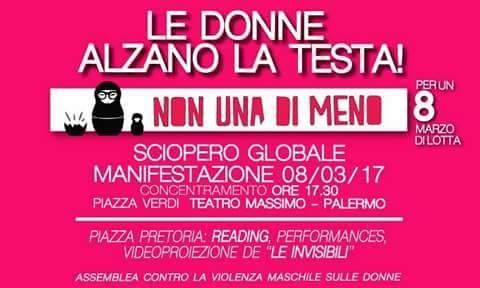 Palermo 7 marzo – Come Giovani Comuniste/i riteniamo necessario e assolutamente primario sottolineare come una società liberata dal capitalismo deve partire da una forte critica al patriarcato. E' del tutto […]