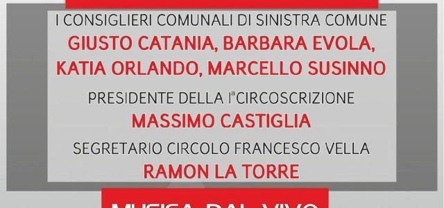 Festa popolare nel centro storico di Palermo. Il 24 luglio il circolo Vella del PRC organizza una festa presso il giardino dei Giusti in via Alloro, una serata da passare […]